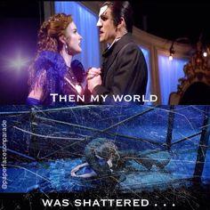 Phantom of the Opera / Love Never Dies