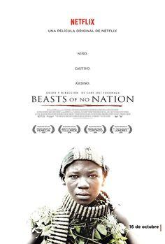 Video de la semana en Bloguea la Banana, Trailer Beasts of no Nation http://blogueabanana.com/