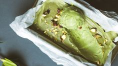 Avokado-supervihreäjäätelö Guacamole, Cabbage, Mexican, Ice Cream, Vegetables, Ethnic Recipes, Desserts, Food, Drink