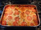 Chef Harvey Cross - Blog: A warm winter/ spring meal- a spaghetti squash casserole