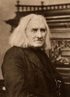 Franz Liszt (1811 – 1886)