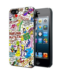 All Disney Princesses Collage Samsung Galaxy S3/ S4 case, iPhone 4/4S / 5/ 5s/ 5c case, iPod Touch 4 / 5 case