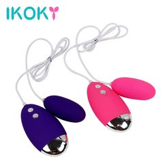 IKOKY Multispeed Vibrators Adult Product 12 Frequency Masturbation Vibrating Egg Dildo realistic Sex toys for women female Vibrating Egg, Dildo, Free Shipping, Toys, Women, Products, Games, Toy, Beanie Boos
