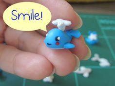 Tiny Blue Whale by Blognya Sita