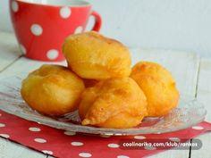 uštipci — Coolinarika Good Morning Breakfast, Snack Recipes, Snacks, Potatoes, Chips, Vegetables, Food, Snack Mix Recipes, Appetizer Recipes