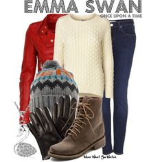 """Once Upon a Time"" by wearwhatyouwatch on Polyvore"