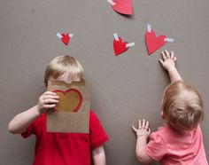 Awesome Kid's Crafts for Valentine's Day on http://www.bellissimakids.com