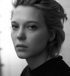 LEA SEYDOUX SHOT BY THEO WENNER FOR OBSESSION SUMMER 2013