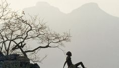 Sheer Mystery, Mist & Magic: Kuvale Herdsman in Angola