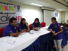 #SpeakUp #event organised by students.