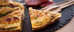 Para quem gosta de refeições rápidas, a nossa sugestão é: Omelete de cogumelos com chouriço