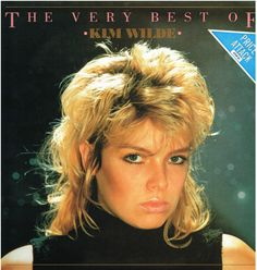 KIM WILDE: THE VERY BEST OF KIM WILDE (16 Track LP)