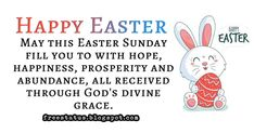 Easter Blessings Wishes and easter wishes greetings images Happy May, Stay Happy, Are You Happy, Greetings Images, Wishes Images, Easter Wishes Messages, Easter Quotes, Happy Easter Day, Good Cheer