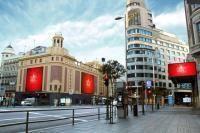 #Salamanca bombardeará a los turistas madrileños desde las #pantallas #gigantes de #Callao - Contenido seleccionado con la ayuda de http://r4s.to/r4s