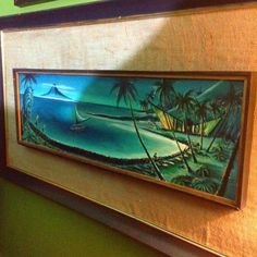 Tiki Art, Tiki Tiki, Tiki Hawaii, Velvet Painting, Hawaiian Homes, Tiki Bar Decor, Tiki Lounge, Vintage Tiki, Tiki Torches
