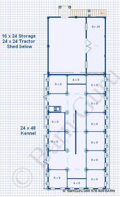 dog kennel designs | dog kennel floor plans