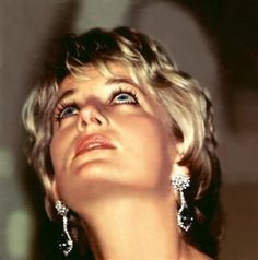 What in the world is going on up there?: HRH Princess Diana