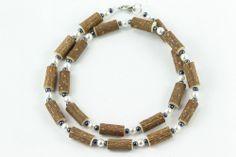 Women Hazel Necklace - pearl/hematite - Healing Hazel Ankle Bracelets, Pearl Necklace, Necklaces, Pearls, Jewelry, Women, Fashion, String Of Pearls, Moda