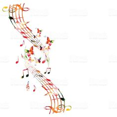 Colorful background with music notes Classical Piano Music, Black Texture Background, Framed Wallpaper, Note Tattoo, Music Party, Recital, Music Education, Music Notes, Tattoo Inspiration