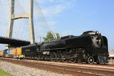 UP 844 at Cape Girardeau MO 2011 by ICG9626, via Flickr