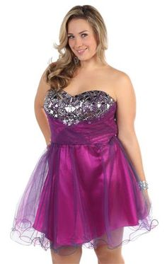 love this dress for cillas  quince baile:D its pink purp and silver.,her colors!