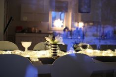 Joulu | All you need is White All You Need Is, Table Decorations, Christmas, Furniture, Home Decor, Xmas, Decoration Home, Room Decor, Navidad