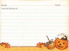 dans la même série, ce décor d'Halloween sera parfait pour vos recettes les plus horriblement délicieuses ! (oui, c'est horrible : combien de kilos va-t-il falloir perdre après s'être régalé de toutes ces sucreries ?!?...)