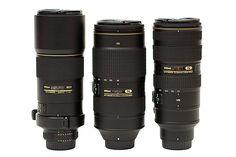 Nikon 300mm f/4D vs Nikon 80-400mm vs Nikon 70-200mm
