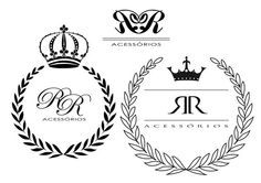 Logo Marca - RR ACESSÓRIOS ;  deborassoares19@gmail.com