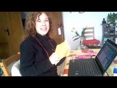 """Hoy quiero dedicar este vídeo a mi gran amiga Montse, Ella es de Barcelona; allí nos conocimos hace dieciséis años, cuando yo vivía y trabajaba allí y, desde entonces y por cada cumpleaños, nos enviamos un pequeño """"gran"""" detalle lleno de amor y amistad auténtica. Tú dices que tienes suerte de tenerme como amiga, pero creo que la suerte es de ambas por tenernos, como si fuésemos hermanas. Te quiero, Montse!!"""