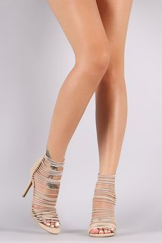 854b07143f9 Description This single sole heel is open toe silhouette with an adjustable  rear… Wholesale Fashion ShoesWholesale ...