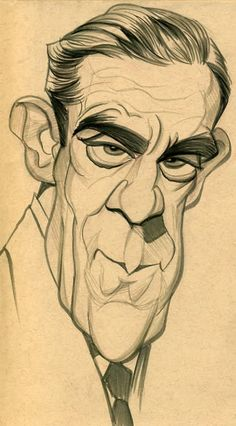 Boris Karloff (by Zack Wallenfang) ✤ || CHARACTER DESIGN REFERENCES | キャラクターデザイン • Find more at https://www.facebook.com/CharacterDesignReferences if you're looking for: #lineart #art #character #design #illustration #expressions #best #animation #drawing #archive #library #reference #anatomy #traditional #sketch #development #artist #pose #settei #gestures #how #to #tutorial #comics #conceptart #modelsheet #cartoon #caricatures #face || ✤