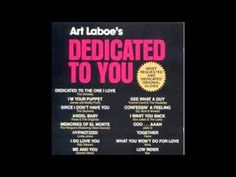 Art Laboe's Dedicated To You - YouTube