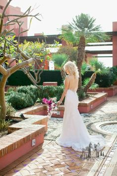 Bride in Hotel Abama, Ritz-Carlton - Perfect Venue