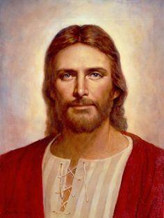 jesus christ smiling lds - Buscar con Google