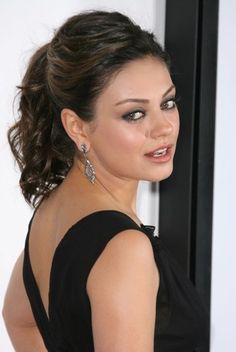 What do people think of Mila Kunis? See opinions and rankings about Mila Kunis across various lists and topics. Long Ponytail Hairstyles, Everyday Hairstyles, Straight Ponytail, Sleek Ponytail, Popular Hairstyles, Celebrity Hairstyles, Hairstyles Haircuts, Cute Ponytail Styles, Mila Kunis Hair