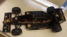 Lotus 97T-Ayrton Senna