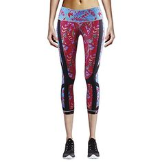28f41a0785121 Eco-daily Women's Compression Active Pants for Running, Yoga, Gym Tights  Base Layer Leggings, Sports Workout ** Check out this great product. (This…