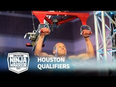 ▶ Brent Steffensen at 2015 Houston Qualifiers | American Ninja Warrior - YouTube