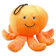Octopus Plush Pet Dog Sound Squeaker Toy for Chewers by PrettyPet! Playing Training Tool for Small, Medium Dogs. Have fun with your pet together! ** More info could be found at the image url. (This is an affiliate link and I receive a commission for the sales)