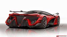 Ferrari Vision Concept