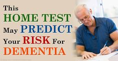 Blood tests measuring brain proteins (lysosomal proteins) may help predict Alzheimer's disease up to 10 years before it develops. http://articles.mercola.com/sites/articles/archive/2015/07/09/alzheimers-disease-early-detection.aspx