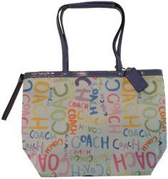 Women s Coach Purse Handbag Signature Stripe « Clothing Impulse Coach Bags  Outlet da4b3b3296c71