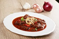 Thai Red Curry, Chili, Soup, Beef, Cooking, Ethnic Recipes, Red Peppers, Bakken, Meat