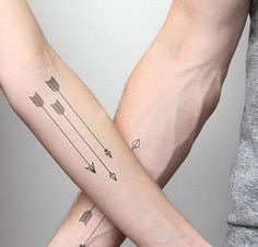 Product Information - Product Type: Set of 5 Arrow Temporary Tattoos Arrow Size: 9.5cm(L)*1cm(W) Tattoo Application & Removal With proper care and attention, you can extend the life of a temporary tat