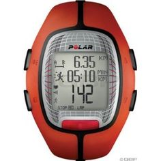 Polar RS300X Heart Rate Monitor Watch (Orange): Amazon.ca: Sports & Outdoors