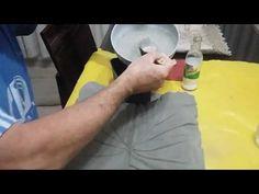 DIY: Folha de cimento para decoração - Parte 2