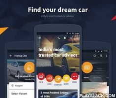 CarDekho  Android App - playslack.com ,  Need to buy or sell a car? This Android App caters all your car related queries. Coming from India's #1 auto portal, it offers the simplest way for you to select the new car through a step by step process. You can also compare various models & even different variants of the same model to reach at the best conclusion. Boasting details like on-road price for your city, dealer details, interiors, accessories, expert reviews and rating, full specs…