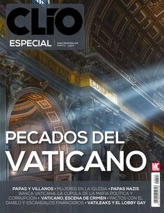 Clío Especial 22. Pecados del #Vaticano.