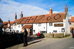 Blakeney, Norfolk, UK by ntalka, via Flickr Norfolk Beach, Uk Pub, Beach Village, Uk Photos, Days Out, Holiday Travel, Old World, United Kingdom, Beautiful Places